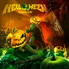 HELLOWEEN-STRAIGHT OUT OF HELL
