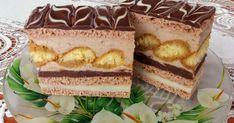 Poppy Cake, Hungarian Recipes, Tiramisu, Cake Recipes, Deserts, Food And Drink, Chocolate, Cooking, Ethnic Recipes