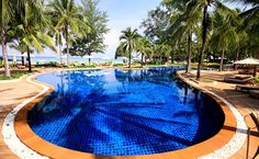 Today's Luxury Escapes Travel Deal: Five-Star Best-Selling Phuket Resort with All-Inclusive Dining. Buy Now & Save on Luxury Escapes Travel Deals. Beach Hotels, Beach Resorts, Phuket Resorts, Sun Holidays, Family Resorts, Beaches In The World, White Sand Beach, Tropical Paradise, Travel Deals