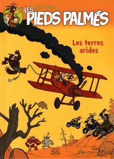 Apprentis Chevaliers, niveau 2 (7-10 ans) : Les pieds palmés. 1, Les terres arides / scénario et dessins, Mat Ordog.