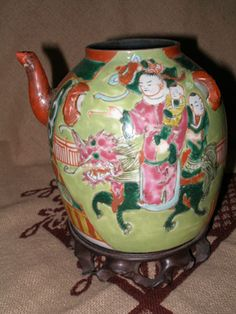 China Antique China Old Porcelain Qing Dynasty 1644 –