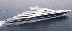 "Megayacht ""Armonia"" #luxuryyachts"