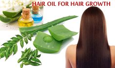 all natural hair growth oil