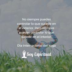 21 junio: Día Internacional del Yoga