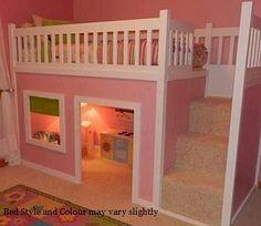 Childrens Den Bed £499.00