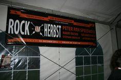 """Banner von bannerstop.com für die Veranstaltung """"Rock im Herbst""""."""