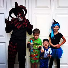 All set for #Halloween party number 1 of the weekend