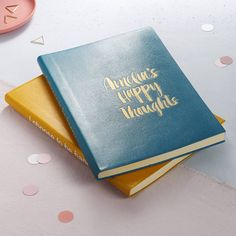 Are you interested in our Personalised Leather Happy Journal Notebook? With our Birthday gift for her you need look no further.