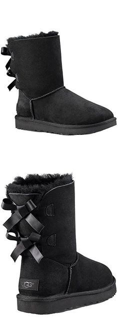 UGG Womens Bailey Bow II Winter Boot #SHOES Bailey Bow, Bearpaw Boots, Winter Boots, Uggs, Shoes, Women, Fashion, Moda, Zapatos