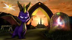 Spyro the Dragon  OH I LOVE SPYRO!!!!!
