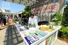 Emeril Lagasse Kicks It Up a Notch at Seaside Neighborhood School