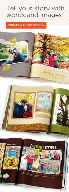 Storytelling with Photo Books