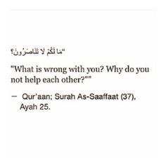 Ummah is supposed to be one ☝️