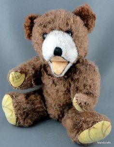 Best Made Toys Panda Teddy Bear Stuffed Plush Toronto