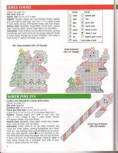 PLASTICS CANVAS BEST OF DICK MARTIN CHRISTMAS - sonia escaurido - Picasa Web Albums