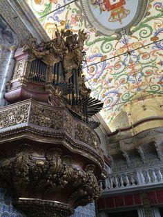Órgão da Capela da Universidade de Coimbra