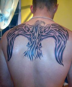 coolTop Tattoo Trends - Top 55 Tribal Tattoo Designs For Men And Women Aztec Eagle Tattoo, Sun Tattoo Tribal, Tribal Tattoos For Men, Eagle Tattoos, Cool Tattoos For Guys, Trendy Tattoos, Tattoos For Women, Tribal Tattoo Designs, Tattoo Designs And Meanings
