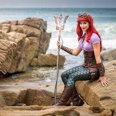 steampunk Ariel