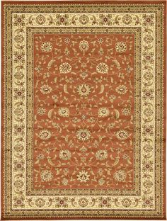 Tuscan Style Area Rugs Home Decor