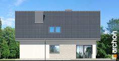 Dom w zdrojówkach (P) Multi Story Building, Garage Doors, Outdoor Decor, Home Decor, Decoration Home, Room Decor, Home Interior Design, Carriage Doors, Home Decoration