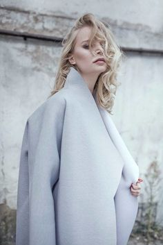 Editorial for Mess Magazine  (http://messmag.com/?p=13909)  Stylist: Wioletta Kuprowska Model: Tamara Subbotko / D'VISION Photographer: Aga Stodolska Photography MUA: Ida Sokołowska