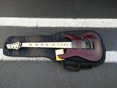 2014 Schecter Jeff Loomis Jl-7fr Signature Model Electric Guitar - http://www.7stringguitar.org/for-sale/2014-schecter-jeff-loomis-jl-7fr-signature-model-electric-guitar/29306/