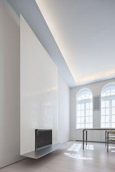 Manhattan Triplex by 1100 Architect