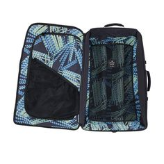Straw Print Crumpler Low Level Aviator 78CM CHECK IN LUGGAGE