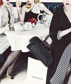 Dior lunch