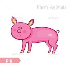 pig cartoons font logo fonts and logos