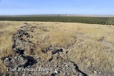 Rugged rock outcropping overlooking vineyards at the site. JOHN WALKER — THE FRESNO BEE