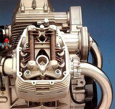 Moto Guzzi 8V OHC Rocker Arms
