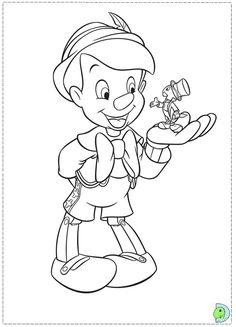 Coloriage Baleine Pinocchio.Les 40 Meilleures Images De Coloriage Pinocchio En 2018