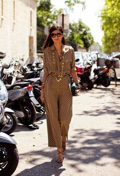 Die for Style: Trend Alert #4 - Jumpsuits!