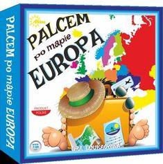 PALCEM PO MAPIE EUROPA  PROMOCJA nowa