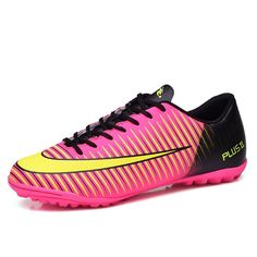 DR. Eagle Unisex Soccer Cleats (Pink) #soccer #cleats #football #futebol #shoes #shoe