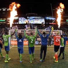 2014 Schedule Out Now! Major League Soccer released the 2014 schedule on Monday morning with the Sounders again playing a high number of nationally televised matches.