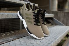 adidas ZX Flux NPS Cargo Green