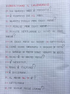 Quaderno di storia prima parte | Blog di Maestra Mile Italian Words, Bullet Journal, Blog, Hobby, History, Calendar, Classroom, Imagination, Historia