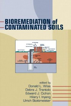 Bioremediation of Contaminated Soils (Environmental Science & Pollution)/Donald L. Wise