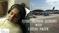This video shows you exactly why I think Cathay Pacific is an excellent choice for a long haul flight specially their Premium Economy sector.