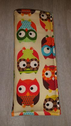 Check out this item in my Etsy shop https://www.etsy.com/listing/481313551/owl-eyeglass-case-owl-theme-eyeglass