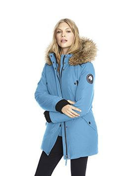 This Alpinetek® mid-length down parka coat is one of our warmest and most stylish winter jackets on the market today. It boasts 80% duck down insulation offered here at an unbeatable price. The collar is lined with soft fleece and the detachable hood is adorned with fashionable faux fur that ...  More details at https://jackets-lovers.bestselleroutlets.com/ladies-coats-jackets-vests/down-parkas/parkas/product-review-for-alpinetek-womens-mid-length-down-parka/