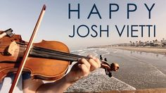 Happy (Pharrell) - Violin Cover - Josh Vietti