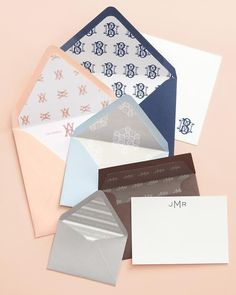 Envelope Liner How-To
