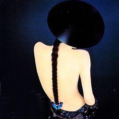 Elle US 1993 | Serge Lutens for Shiseido