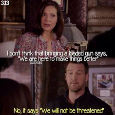 """S3 Ep13 """"Like a Snowball Down a Mountain"""" - Regina and Wes"""