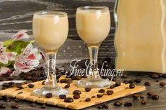 Молочно-кофейный ликер - рецепт с фото