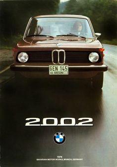 1976 - BMW 2002