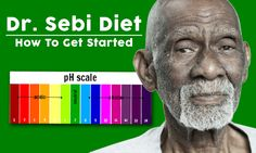 Dr. Sebi Diet | Getting Started | Advice and Recommended Foods